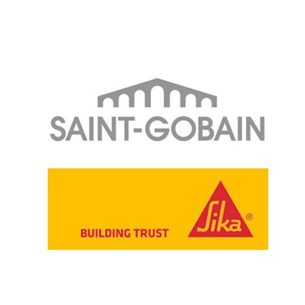 Saint-Gobain et Sika ont conclu un accord mettant fin à leur différend