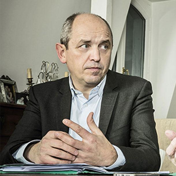 Pierre Larrouturou promeut un ambitieux pacte européen pour sauver le climat