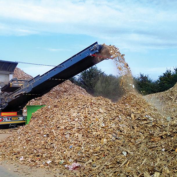 Les cimentiers s'engagent à presque doubler la quantité de déchets de bois utilisée d'ici à 2025