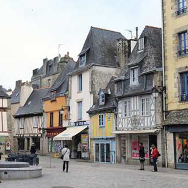 Les Français inquiets du déclin des centres-villes