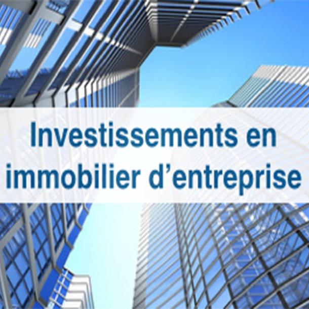 En plein essor, l'immobilier français d'entreprise profite d'opérations massives
