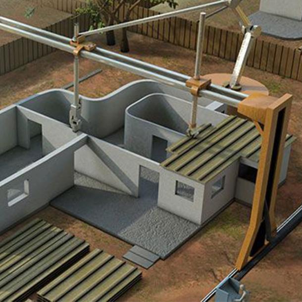 Les Pays-Bas vont construire leurs premières maisons imprimées en 3D