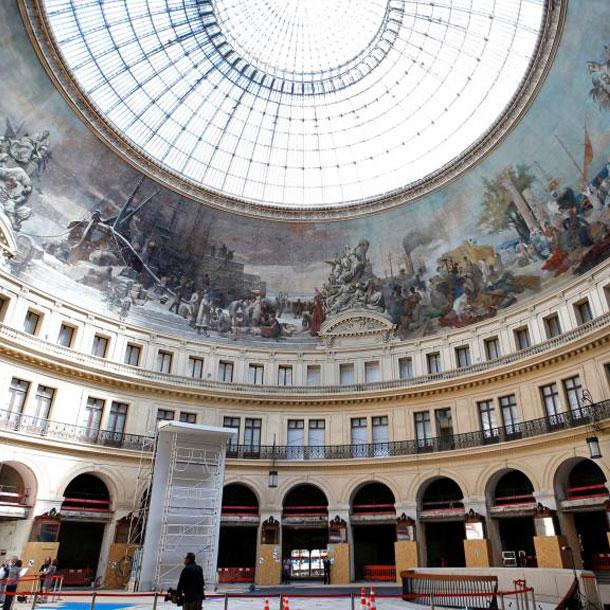 Musée Pinault: la Mairie de Paris débourse 86 millions d'euros pour la Bourse de commerce