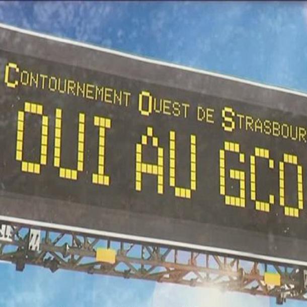 Strasbourg: feu vert du préfet à un projet controversé de rocade autoroutière