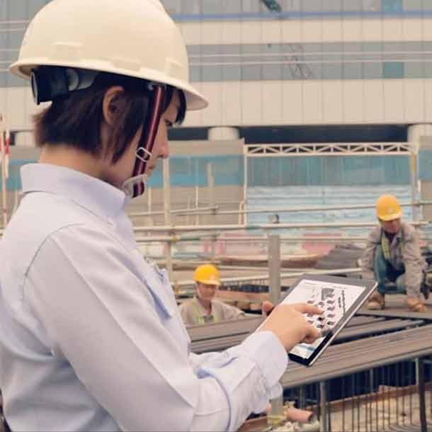 La transformation numérique des chantiers sous l'angle des data