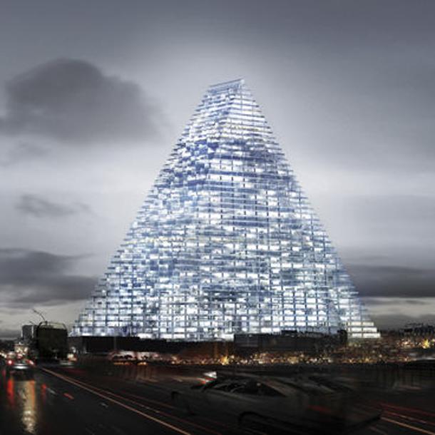 Tour Triangle à Paris : plainte pour