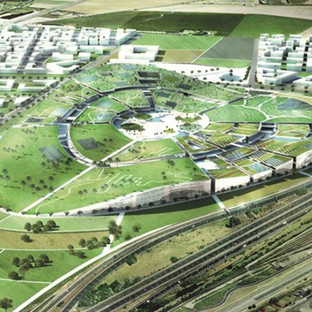 Le megacomplexe commercial décrié Europacity a choisi ses architectes