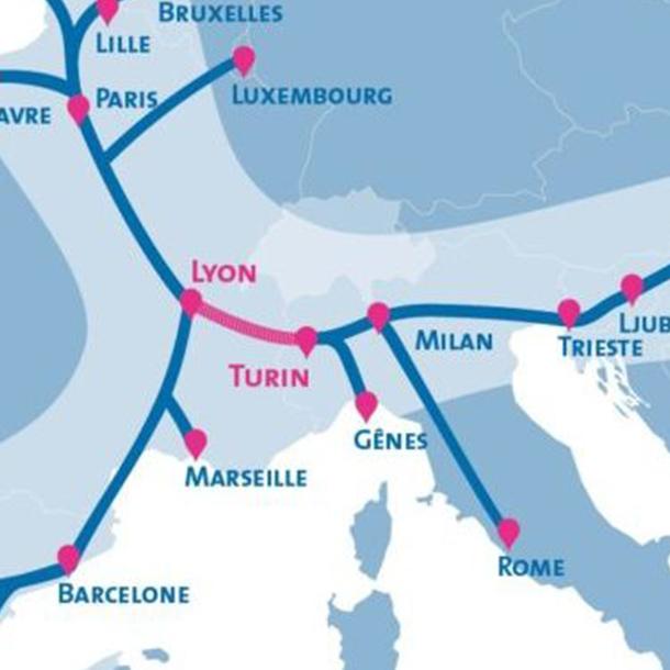 Lyon-Turin: le coût pour l'Etat peut être contenu entre 3,9 et 6,6 mds EUR, selon ses promoteurs