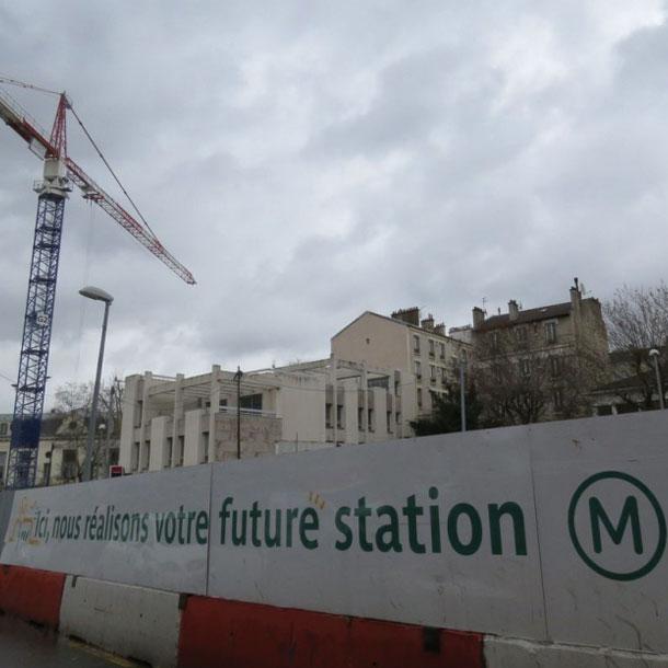 Nouveau report de deux ans de l'extension de la ligne 12