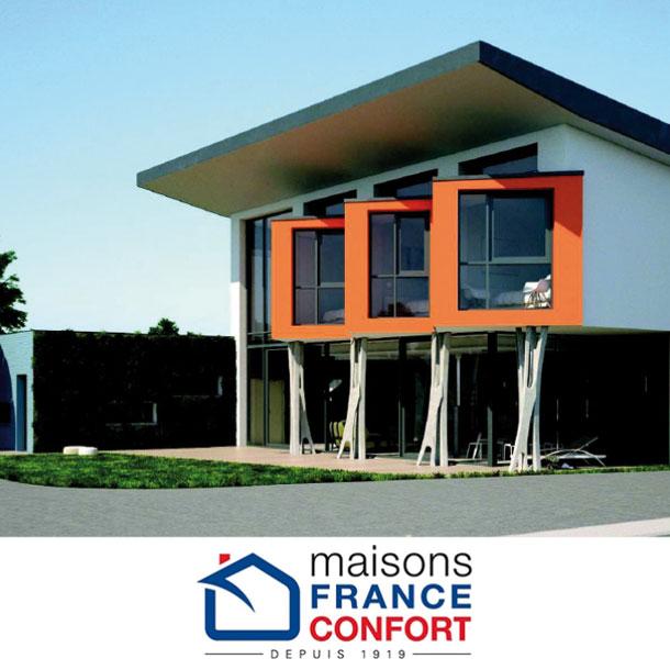 Construction: bénéfices semestriels en hausse pour Maisons France Confort dans un marché qui se tend