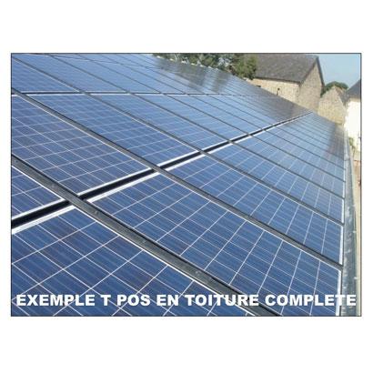 T SOLARIS toiture complete