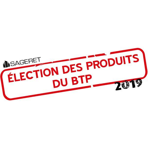Communiqué de presse : inscriptions pour l'élection des produits du BTP