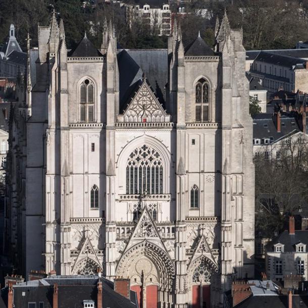 La sécurité des cathédrales