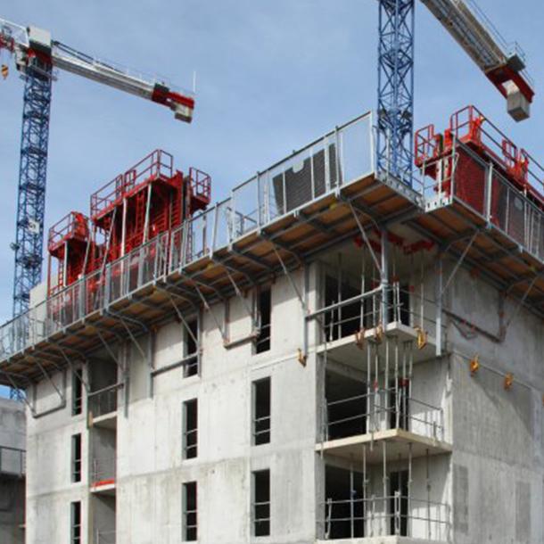 Logement: la construction reprend fort, les permis beaucoup moins