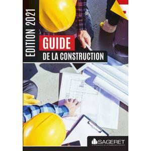 Le Guide de la Construction Sageret 2021 vient de paraître !