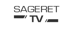 logo sageret tv home