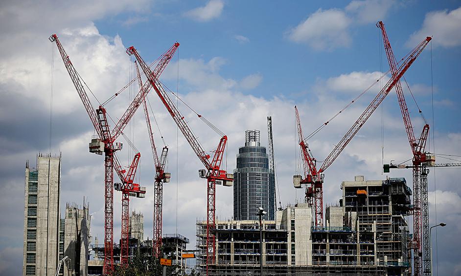 Secteur de la construction 2015 un nouveau recul d 39 activit for Batiment en construction