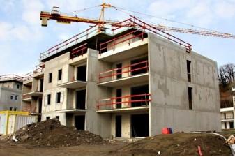 Monde de la construction une reprise confirm e sageret for Combien coute un ravalement de facade immeuble