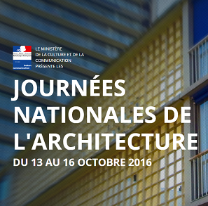 journees nationales architecture