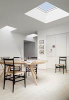 Velux : Fenêtre-coupole pour toits plats