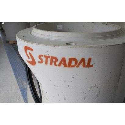 Fond de regard DN 1000 STRADIFOND