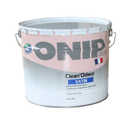 Clean'Odeur mat, velours et satin