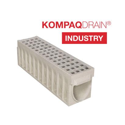 Kompaqdrain® Industry