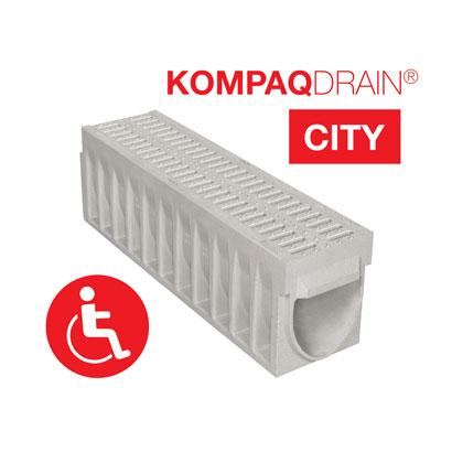 Kompaqdrain® City PMR