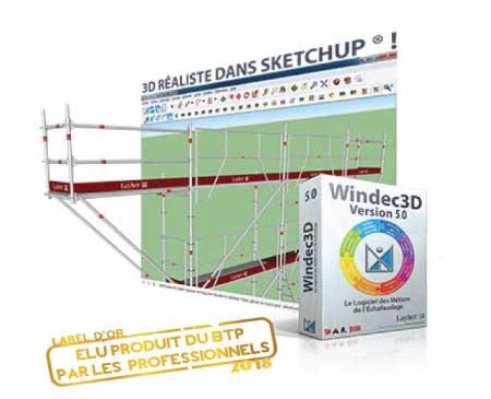 Suite logicielle Windec 5.0
