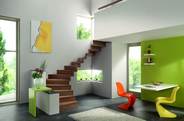 Linéa escalier design