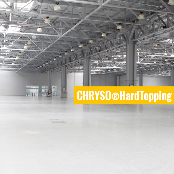 CHRYSO®HardTopping