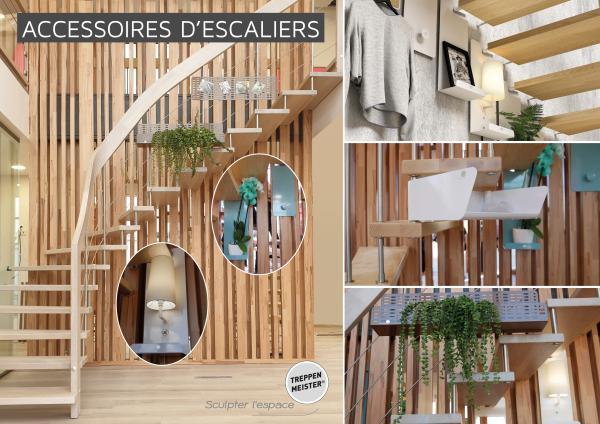 Accessoires d'Escaliers