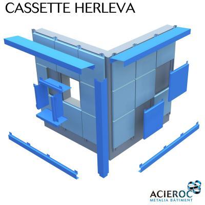 CASSETTE HERLEVA