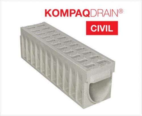 Ulma architectural solutions sageret base de donn es for Caniveau a pente integree