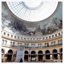 fondation-pinault-tadao-ando-devoile-son-musee-circulaire-pour-la-bourse-de-commerce